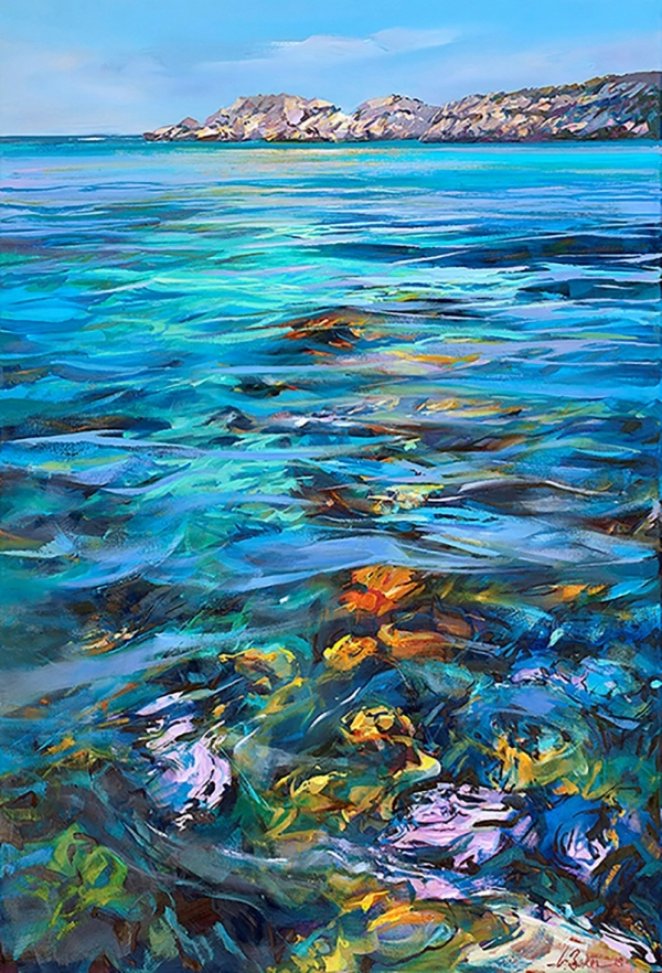 Greg Baker - 'Bay Of Roses'