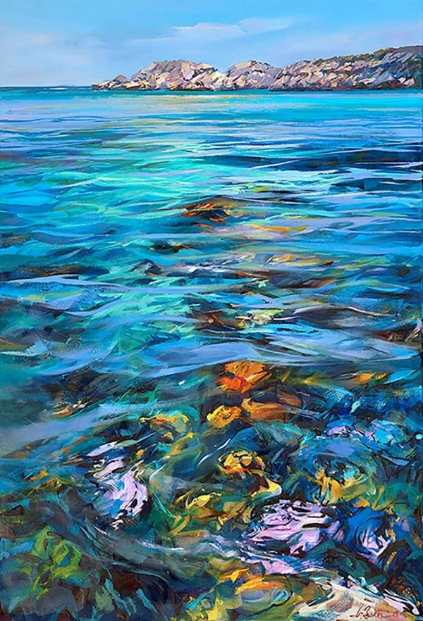 Greg Baker - 'Bay Of Roses'