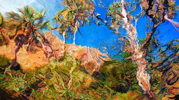 Corinne Barton - 'Reflection'