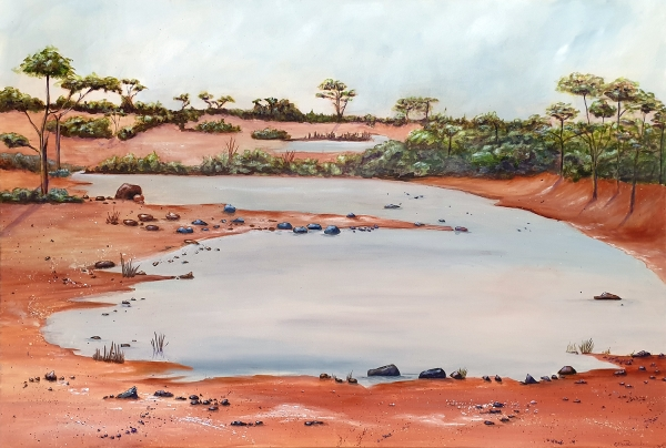 Gillian Roulston - 'After The Summer Rains'