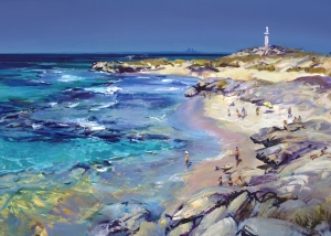 Greg Baker - A Summer Basin, Rottnest