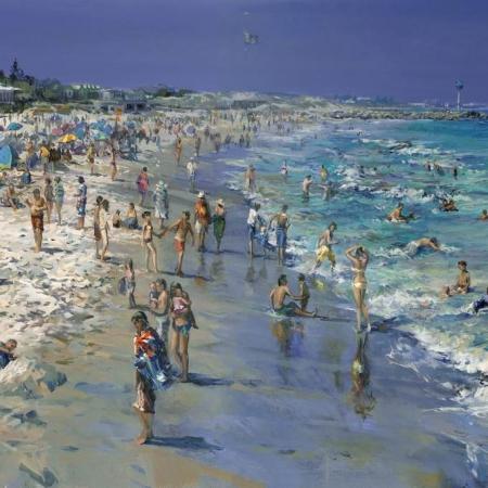 Greg Baker - Australia Day 1
