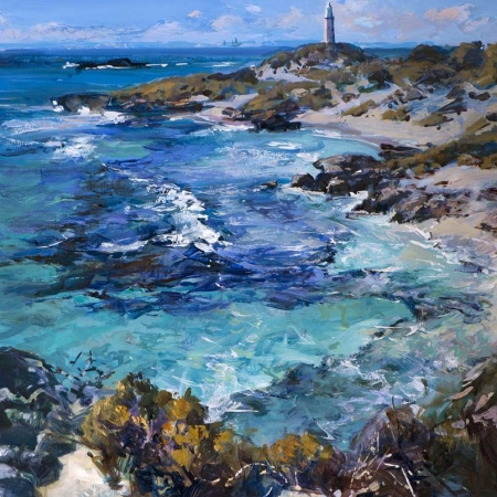 Greg Baker - Bright Day in July, Rottnest