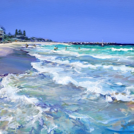 Greg Baker - Early in the Season, Cottesloe