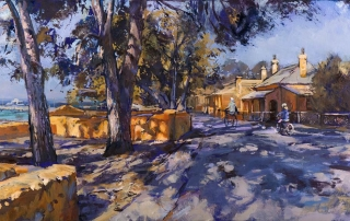 Greg Baker - One Sunday Morning, Rottnest