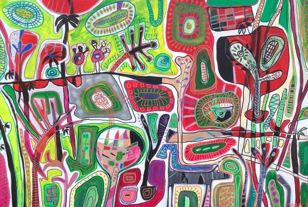Karin Hotchkin - 'Abundance'