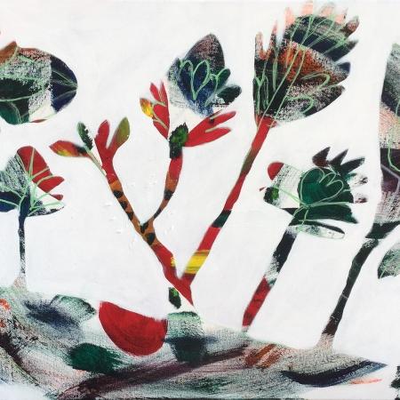 Karin Hotchkin - 'Proteas'