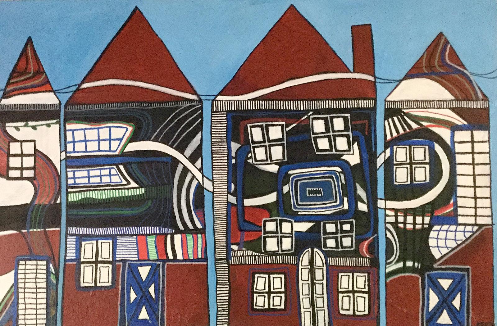 Karin Hotchkin - 'Inner City Living'