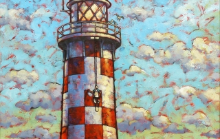 Malcolm Lindsay - 'Antipodean Lighthouse Blues'