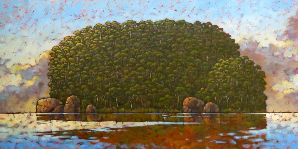 Malcolm Lindsay - 'Island of Tall Trees'