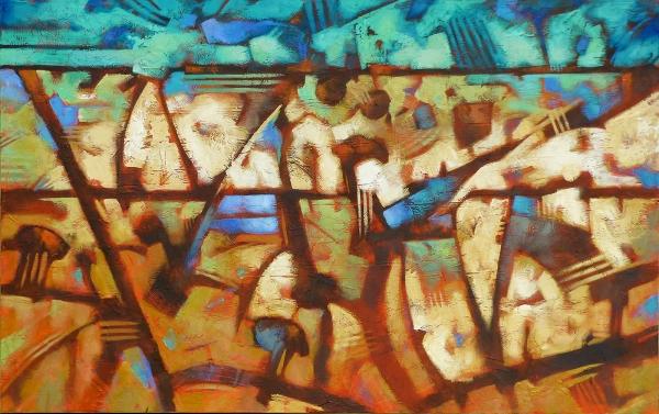 Malcolm Lindsay - 'Tidal Zone'