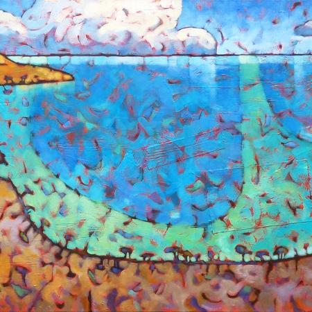 Malcolm Lindsay - 'Under A Cobalt Sky'
