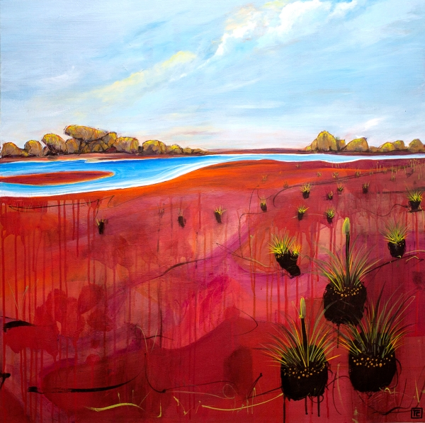 Tania Chanter - Meandering Promontory