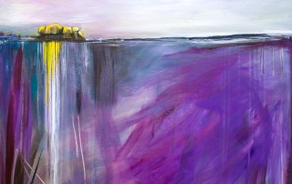 Tania Chanter - 'Purple Rain'