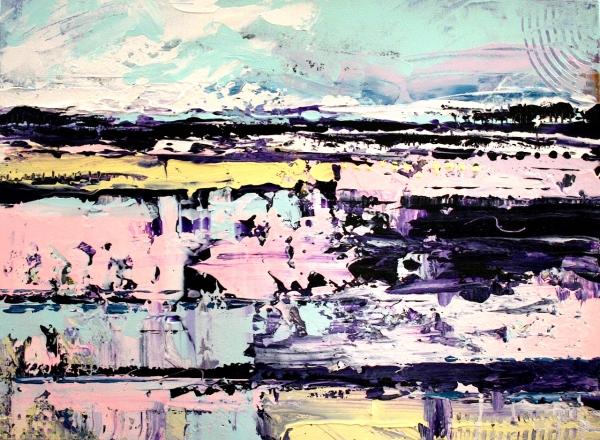 Hilly Coufreur - 'Ocean Breeze'