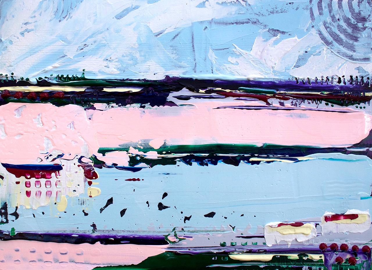 Hilly Coufreur - 'Ocean Breeze II'