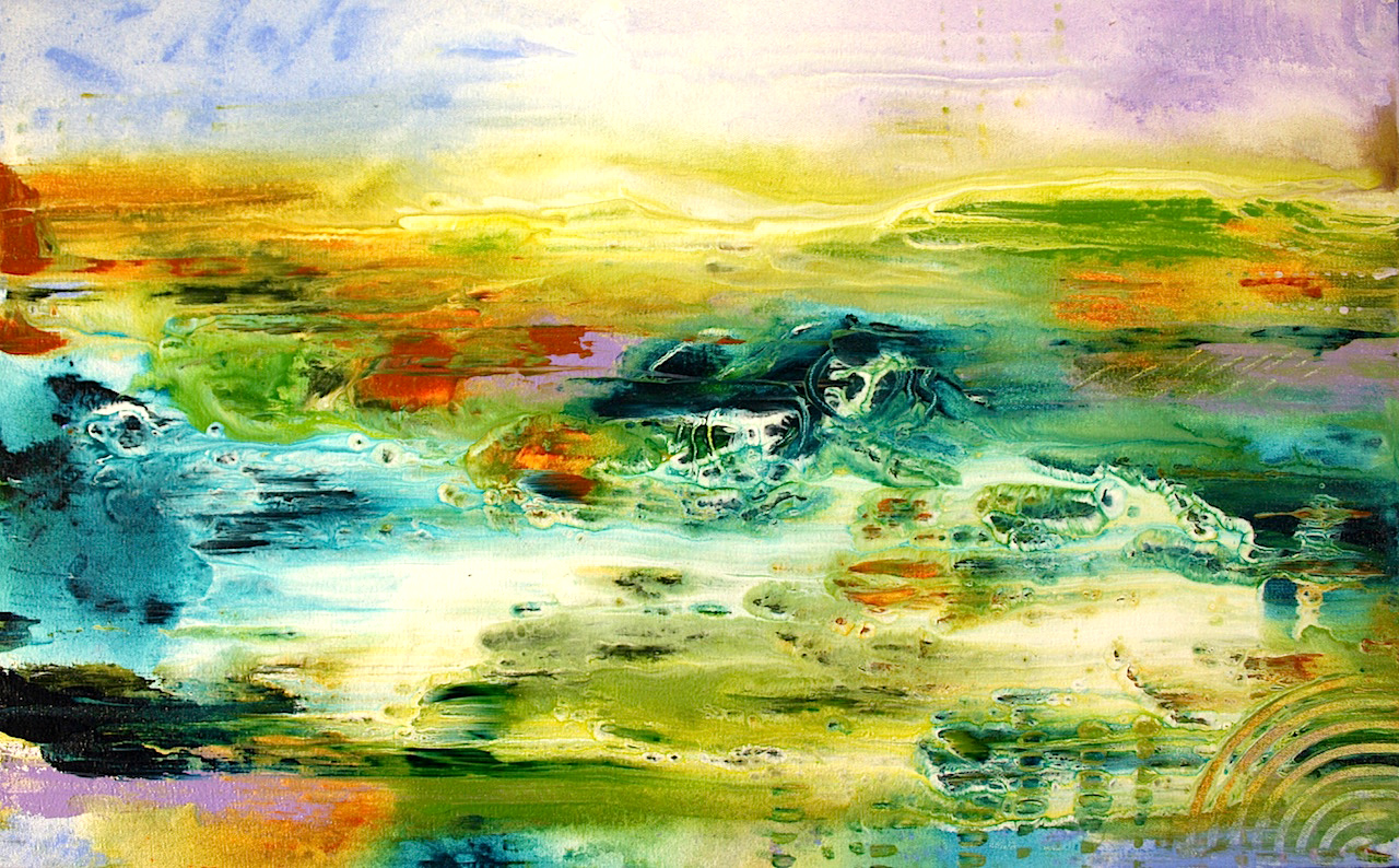 Hilly Coufreur - 'Wetlands 28'