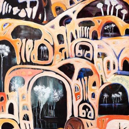 Jayne Rolinson - 'Secrets of my Land'