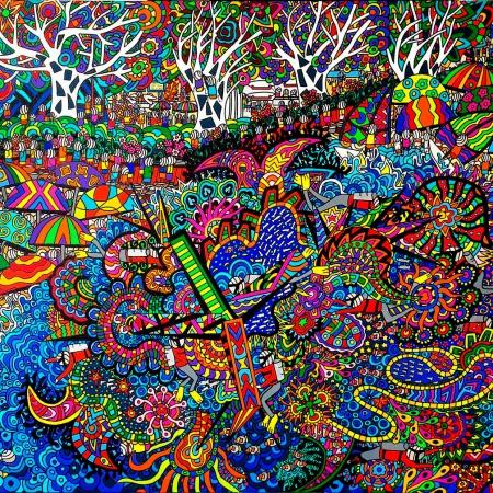 Karen Elzinga - 'Aussie Culture'