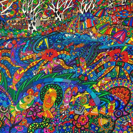 Karen Elzinga - 'Beach Culture'