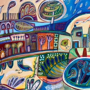 Happy Place by Karin Hotchkin