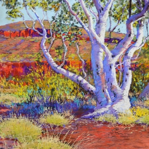 Dales Gorge Snappy Gums by Shirley Fisher