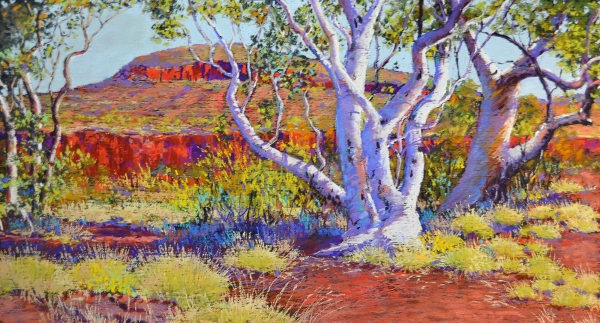 Shirley Fisher - 'Dales Gorge Snappy Gums'