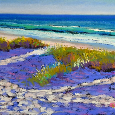 Shirley Fisher - 'Ebb Tide'