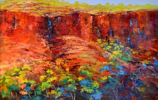 Shirley Fisher - 'Karijini Colour'