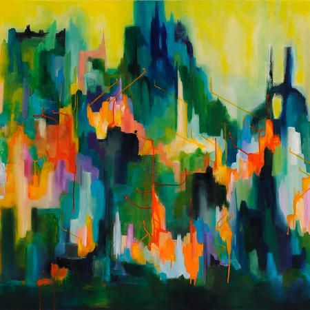 Tracey Harvey - 'Urban Fringe'