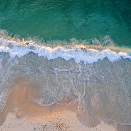 014 - Jason Mazur - 'City Beach Aerial'