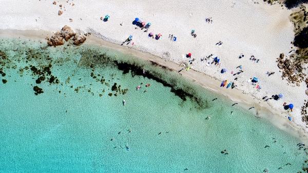 015 - Jason Mazur - 'Castle Bay Beach, Dunsborough'