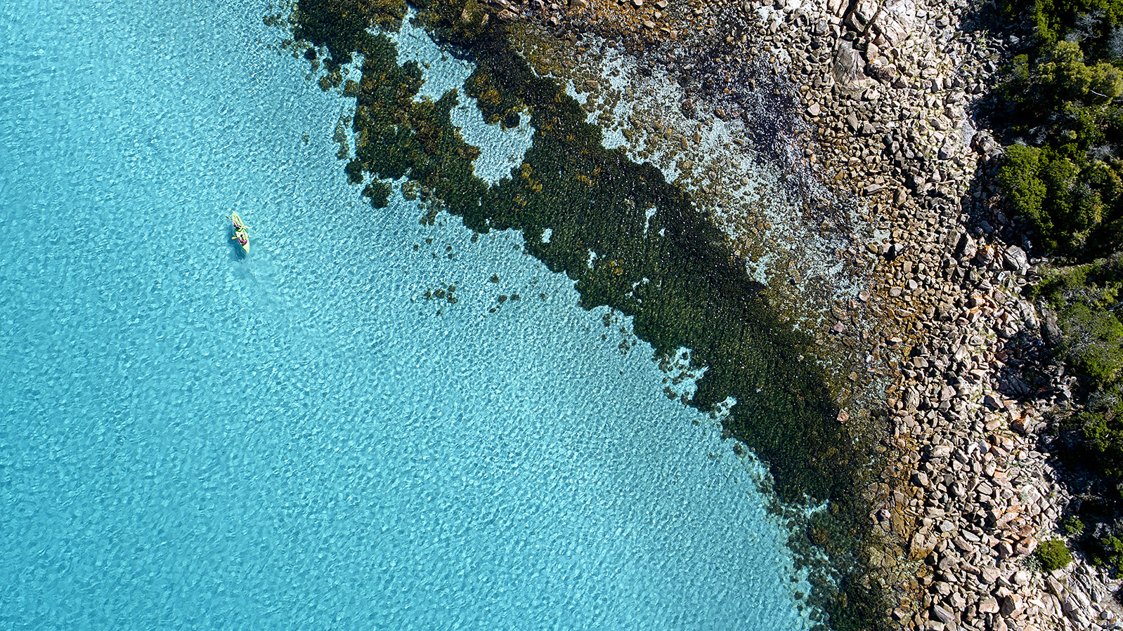 025 - Jason Mazur - 'Kayaker, Geographe Bay, Dunsborough'