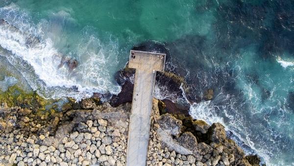 057 - Jason Mazur - 'North Beach Jetty'
