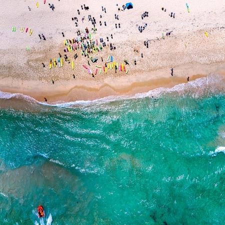 093 - Jason Mazur - 'Trigg Beach Surf Carnival'