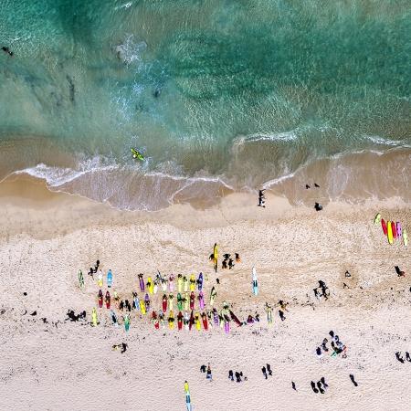 112 - Jason Mazur - 'Trigg Beach Surf Carnival'