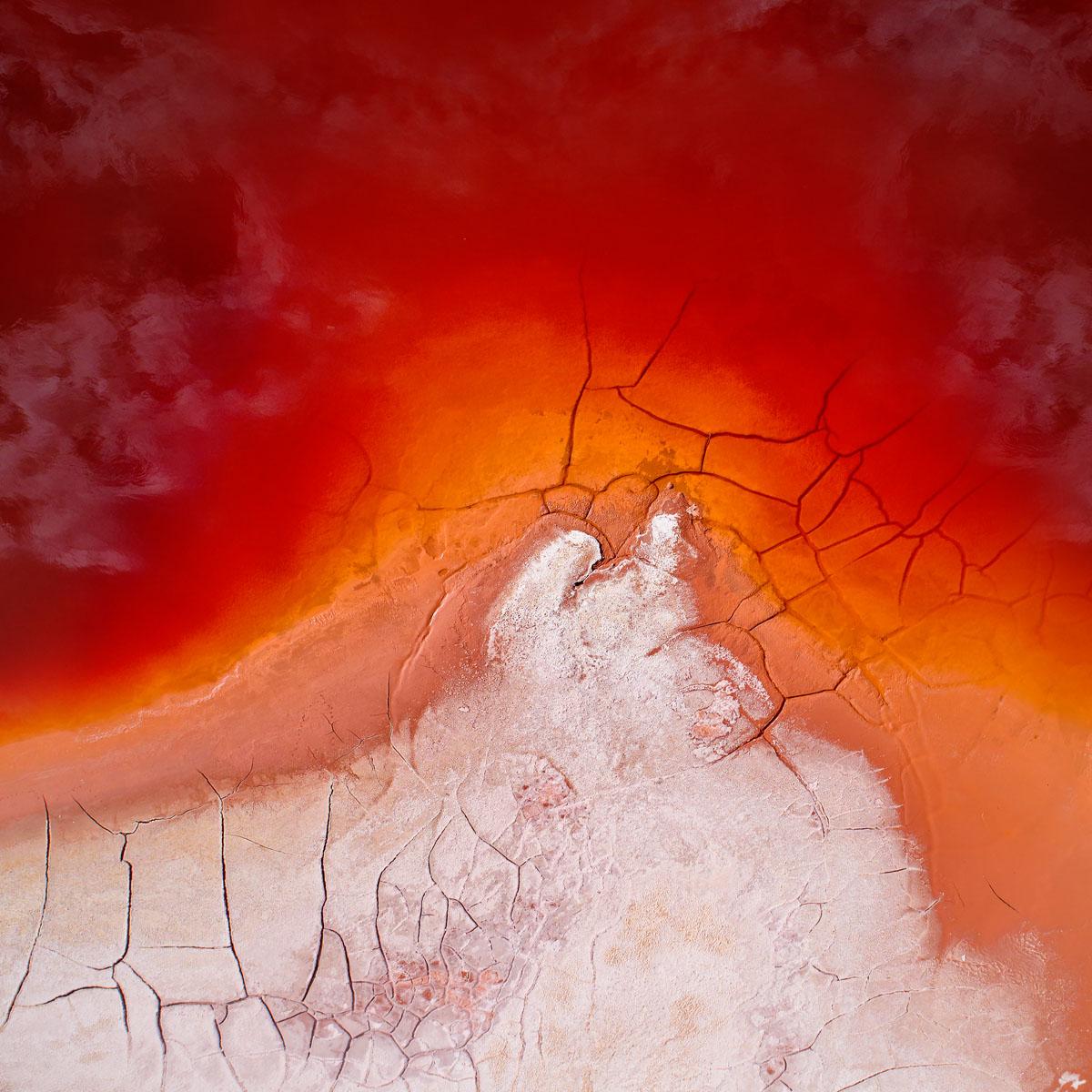 Chris Saunders - 'Aerial Alcoa 002'