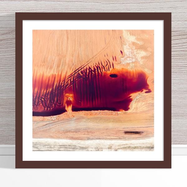 Chris Saunders - 'Aerial Alcoa 003' Dark Frame