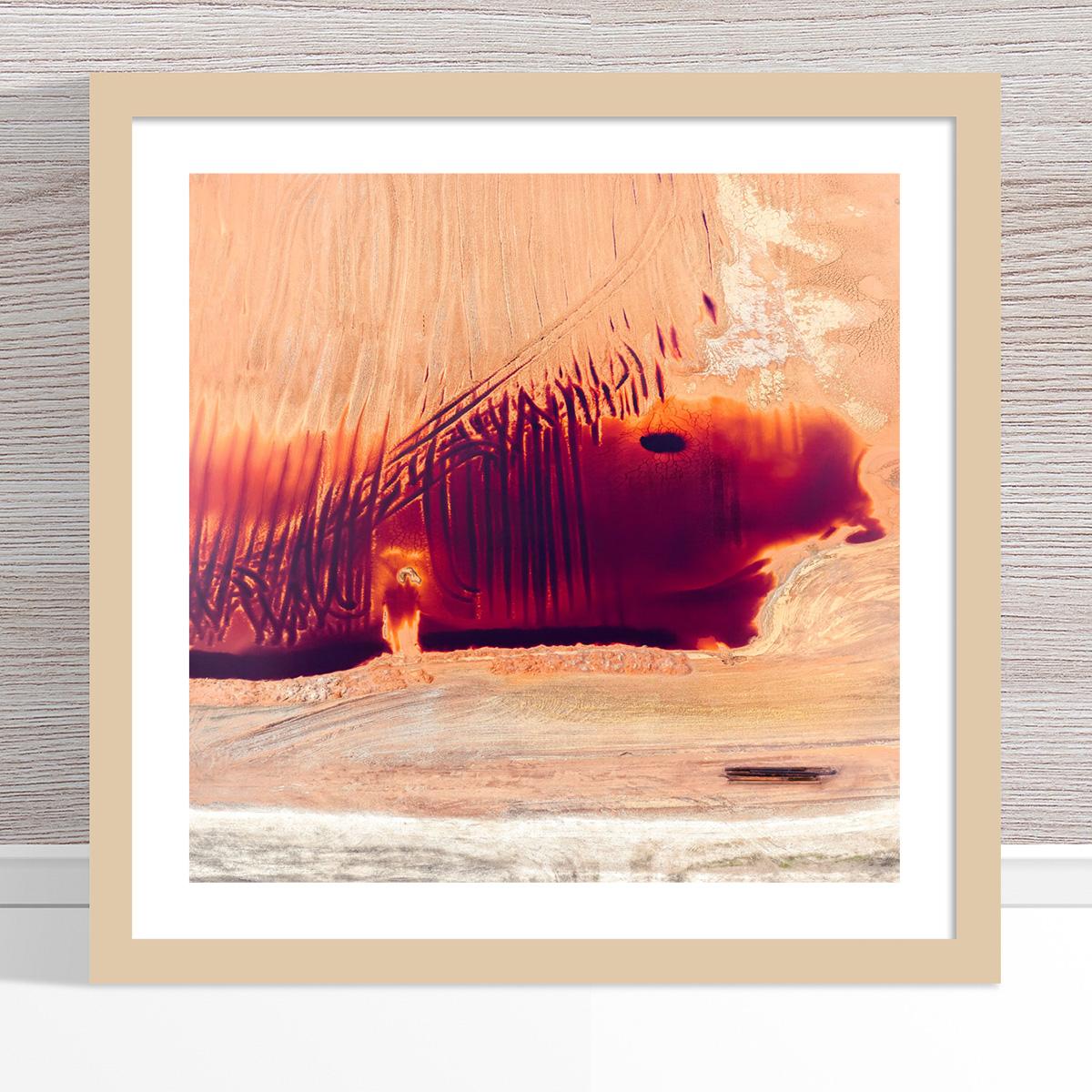 Chris Saunders - 'Aerial Alcoa 003' Light Frame