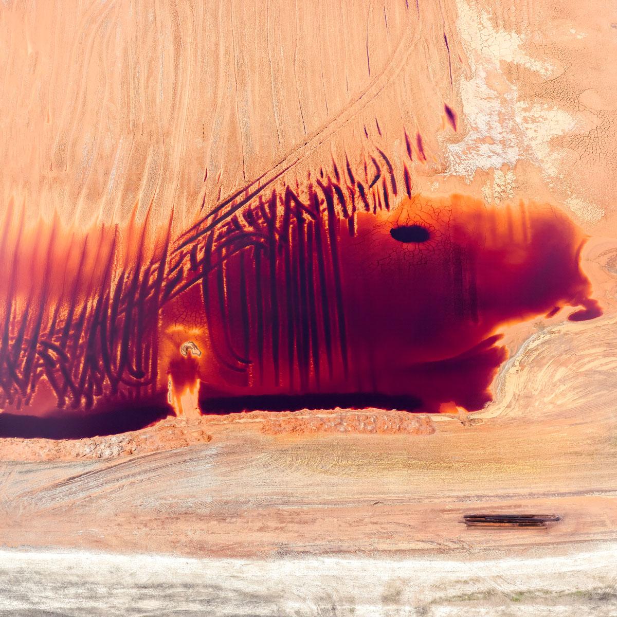 Chris Saunders - 'Aerial Alcoa 003'