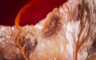 Chris Saunders - 'Aerial Alcoa 006'