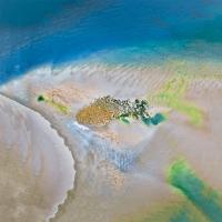 Chris Saunders - 'Aerial Coast 008'