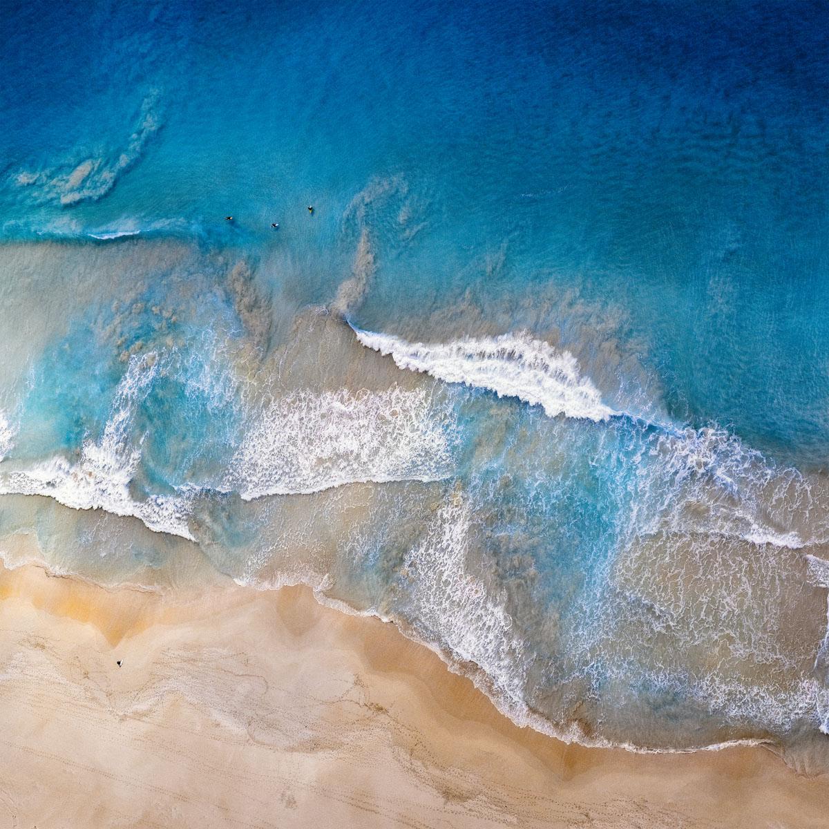Chris Saunders - 'Aerial Coast 020'
