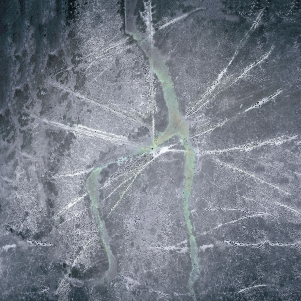 Chris Saunders - 'Aerial Outback 004'