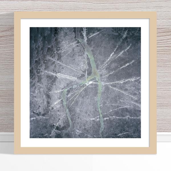 Chris Saunders - 'Aerial Outback 004' Light Frame