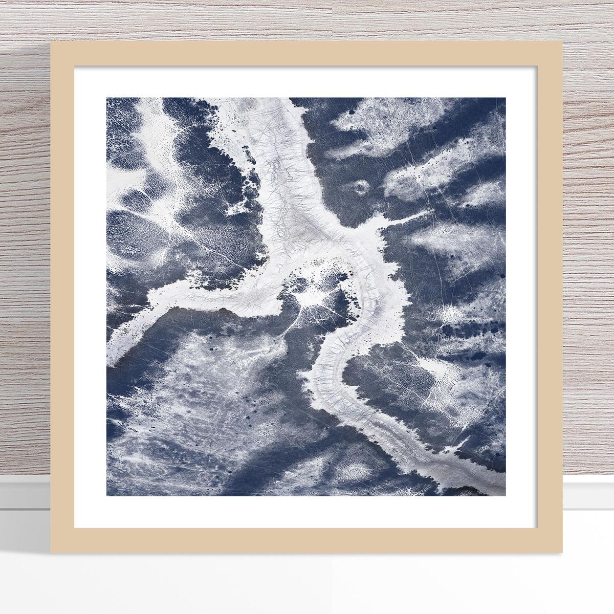 Chris Saunders - 'Aerial Outback 006' Light Frame