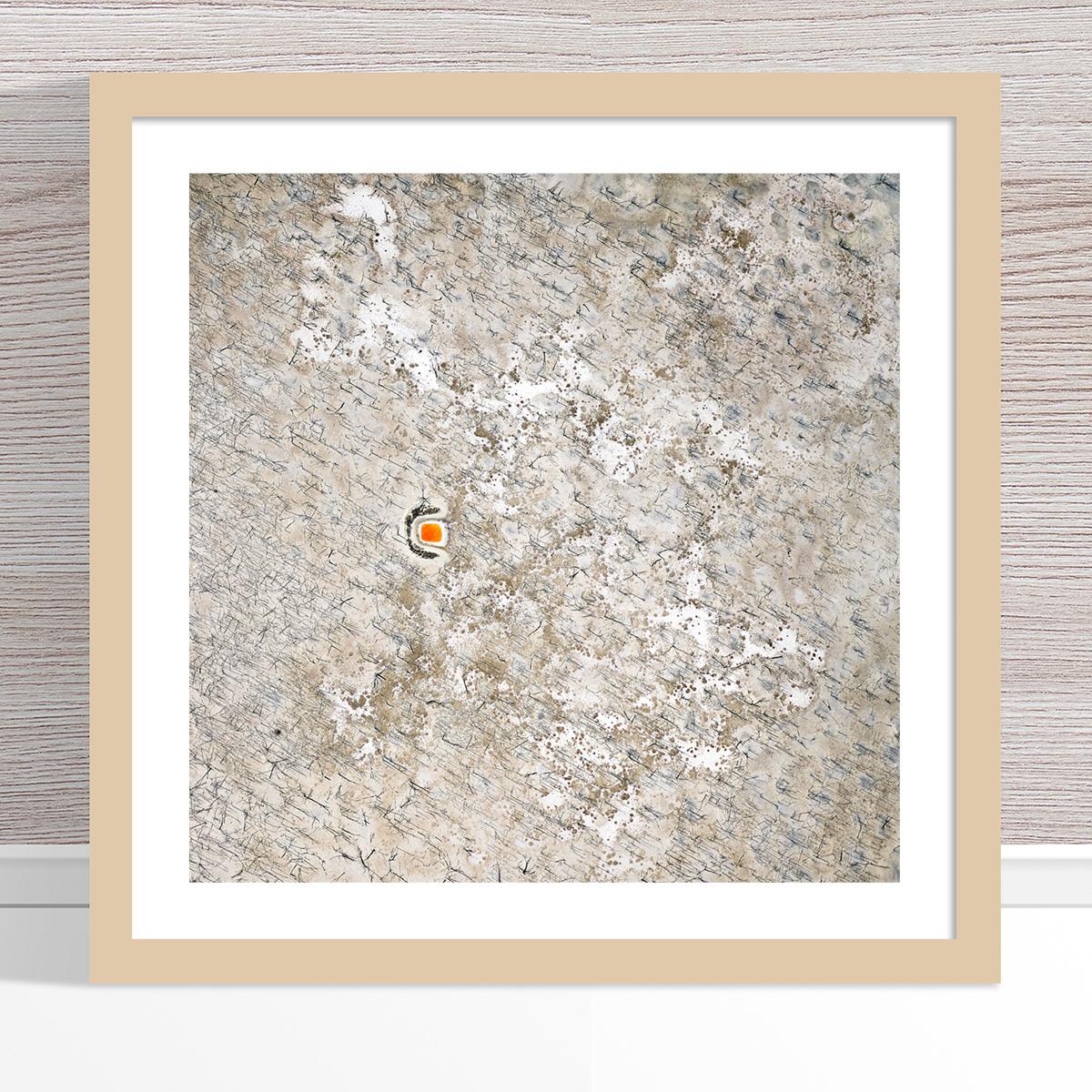 Chris Saunders - 'Aerial Outback 008' Light Frame