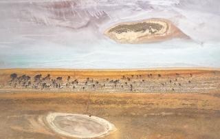 Chris Saunders - 'Aerial Salt 001'