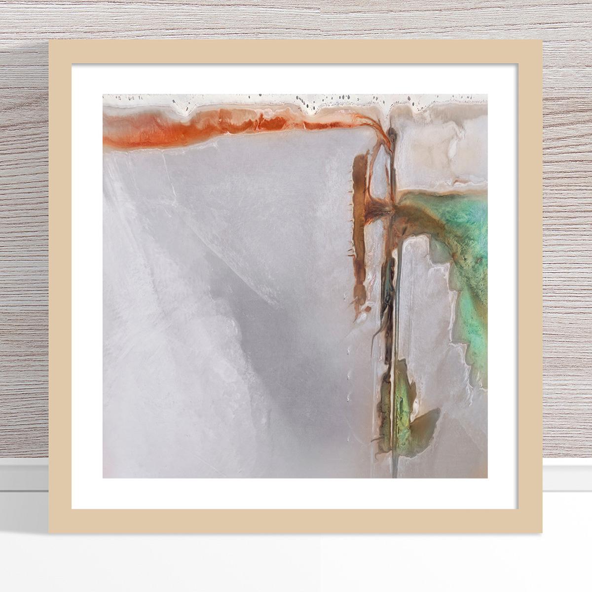 Chris Saunders - 'Aerial Salt 004' Light Frame