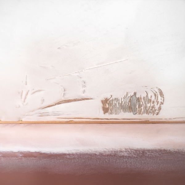 Chris Saunders - 'Aerial Salt 006'
